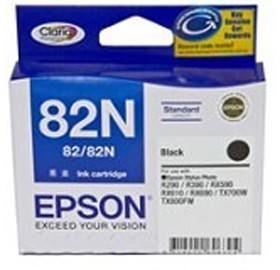 Image 1 of Epson T112192 Epson R290/ R390/ Rx590/ Rx610/ Rx690 Black Standard C13T112192