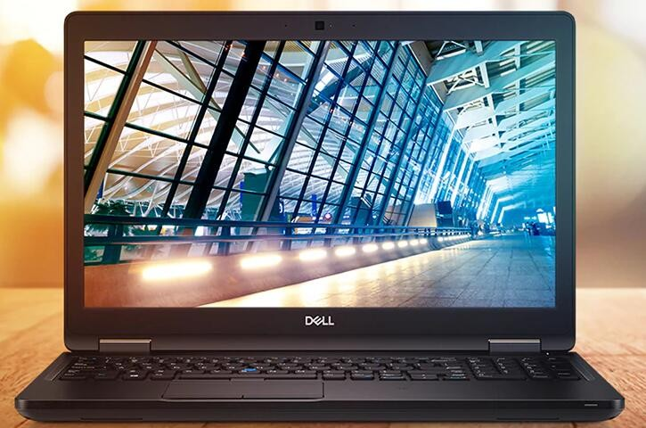 Image 1 of Dell Latitude 5590 I5-8250u 15.6in (fhd) 8gb (2400-ddr4) 256gb (m.2-ssd) Wireless-ac Bt-4.2 Usb-c N043L559010AU