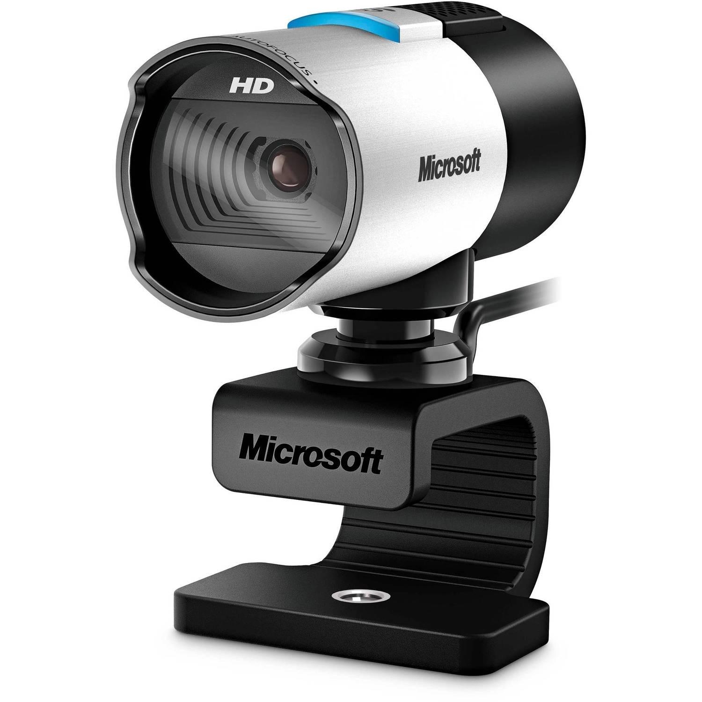 Image 1 of Microsoft Lifecam Studio HD Webcam, 1080P Full HD Widescreen Sensor, High-Fidelity Mic, TrueColour Technology Q2F-00017/ 5WH-00002