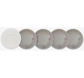 Image 1 of 5x NFC NTAG203 Smart Tags For NFC Enabled Android/ Mobile Phones/ Tablets NTAG203