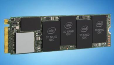 Image 1 of Intel 660p Series Ssd M.2 80mm Pcie 2tb 1800r/ 1800w Mb/s Retail Box 5yr Wty Ssdpeknw020t8x1 SSDPEKNW020T8X1