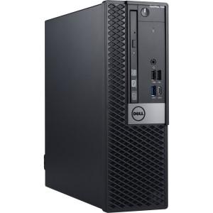 Image 1 of Dell Optiplex 7060 Sff I7-8700 8Gb(2666-Ddr4) 512Gb(Ssd-M.2) Dvdrw Win10Pro64 3Yr Onsite 24Md1 24MD1