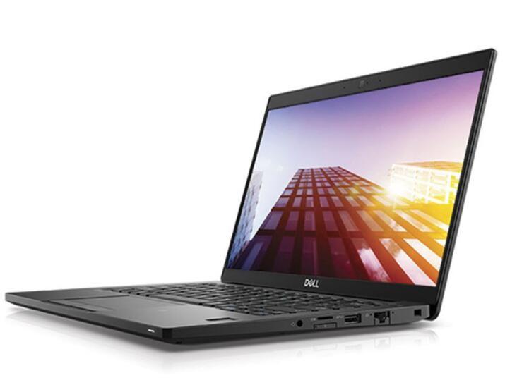 Image 1 of Dell Latitude 7390 2-in-1 I5-8250u 13.3in (fhd Touch) 8gb (lpddr3) 256gb (m.2-ssd) Wireless-ac Bt-4.2 N004L73902IN1AU