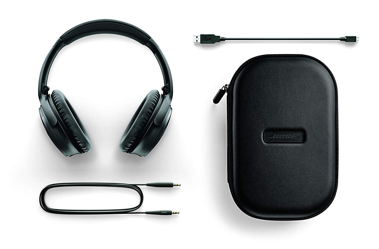 6db5ad8b1e1 image else for Bose QuietComfort 35 Wireless Headphones II, Bluetooth,  Noise Cancelling, Google. Zoom