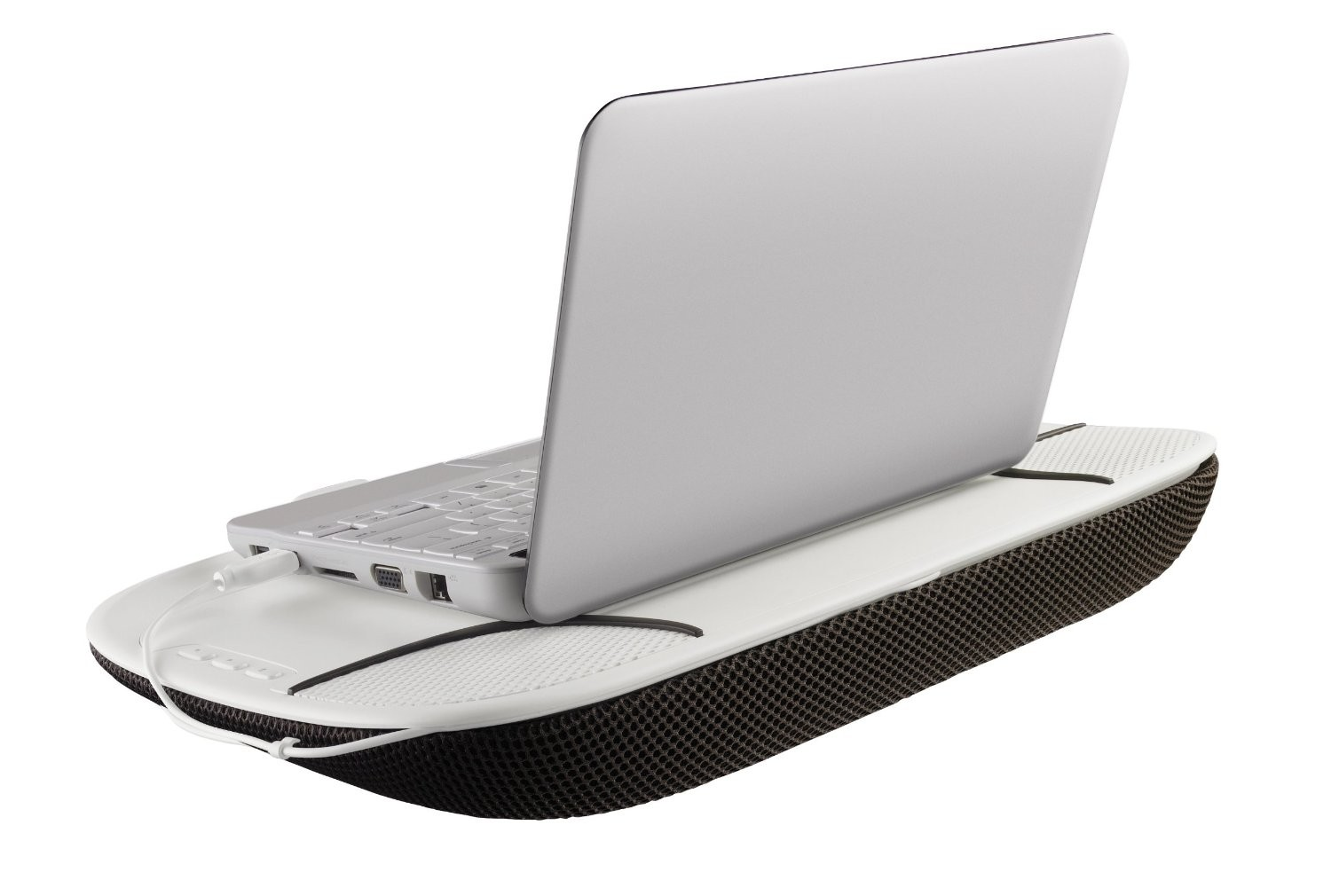 35a056c520f Logitech N550 Speaker Lapdesk - Plug-and-play Usb Connection ...