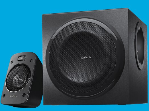 logitech z906 5.1 thx speakers review