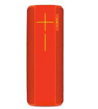 Image 1 of Logitech Speakers: Ultimate Ears Ue Megaboom Bluetooth Wireless Waterproof - Orange 984-000729# 984-000729#