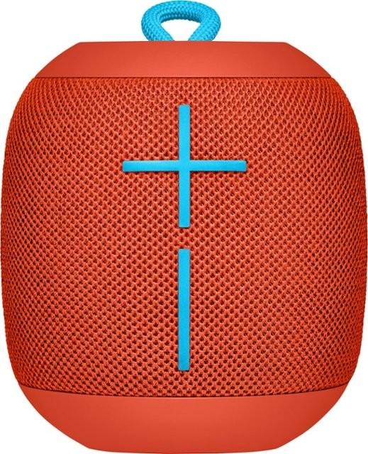 Image 1 of Logitech Ultimate Ears Wonderboom - Fireball Red 984-000841 984-000841