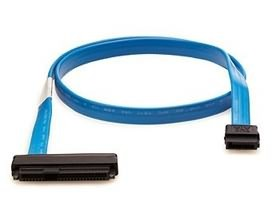 Image 1 of Hp Sas To Mini .5m Cable All 419569-b21 419569-B21