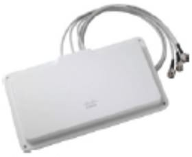 Image 1 of Cisco 2.4 Ghz 6 Dbi 802.11n Directional Antenna Air-ant2460np-r= 96591 AIR-ANT2460NP-R=