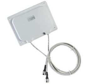 Image 1 of Cisco 2.4 Ghz, 6.5 Dbi Diversity Patch Antenna W/ Rp-tnc Connectors Air-ant2465p-r AIR-ANT2465P-R