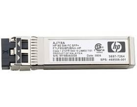 Image 1 of Hp 8gb Short Wave Fc Sfp+ 1 Pack Aj718a 86198 AJ718A