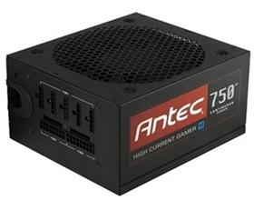 Image 1 of Antec HCG 750M Gaming PSU 80+ Bronze Modular 0-761345-10775-4 0-761345-10775-4