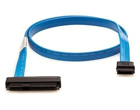 Image 1 of Hp Mini-sas Cable For Lto Inttape Drive Ap746a AP746A