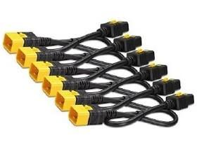 Image 1 of Apc Power Cord Kit C19 To C20 1.2m Power Cord Kit (6 Ea) Ap8714s AP8714S