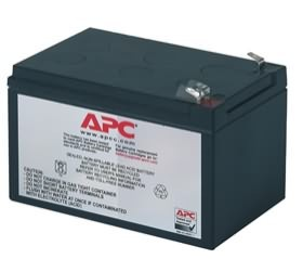 Image 1 of Apc Out Of Wrnty Replac Battery Rbc4 Apc Premium Replacement Battery Cartridge Rbc 4 Rbc4 RBC4