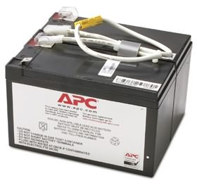 Image 1 of Apc Out Of Wrnty Replac Battery Rbc5 Apc Premium Replacement Battery Cartridge Rbc 5 Rbc5 RBC5