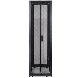 Image 1 of Apc Netshelter Sx 42u Rack, 42u 600mm W X 1200m D, Black, Includes Front AR3300
