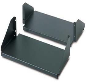 Image 1 of Apc Fixed Shelf - 250lbs 2 Post Mounting/ Double Sided Ar8422 AR8422