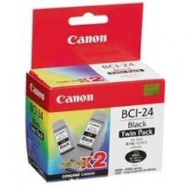 Image 1 of Canon Bci24bk-twin Black Ink Ta Bci24bk-twin BCI24BK-TWIN