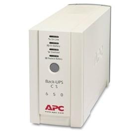 Image 1 of Apc Back-ups Cs 650va 230v 650va/ 400w Power Capacity 230v Nominal Output Voltage BK650-AS