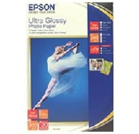 Image 1 of Epson S041943 Ultra Glossy Photo Paper 4x6 C13s041943 C13S041943