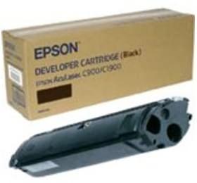 Image 1 of Epson S050100 Toner Black Al-c900/ Al-c1900cartridge Black For Al-c900/ Al-c1900 C13s050100 C13S050100