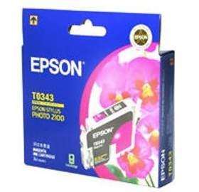 Image 1 of Epson T0343 Magenta Ink Cartridge - Sp2100 C13t034390 C13T034390