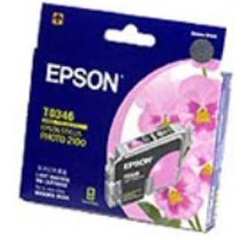 Image 1 of Epson T0346 Light Magenta Ink Cartridge - Stylus Photo 2100 C13t034690 C13T034690