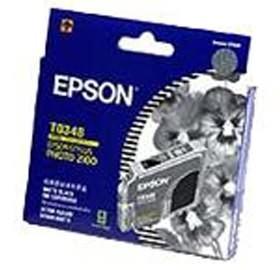 Image 1 of Epson T0348 Matte Black Ink Cartridge - Sp2100 C13t034890 C13T034890