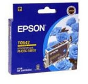 Image 1 of EPSON T0542 Ink Cartridge Cyan 440 Pages C13T054290 C13T054290