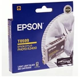 Image 1 of Epson T05990 Light Light Blk Ink Cart-r2 C13t059990 C13T059990