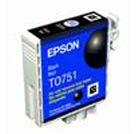 Image 1 of Epson T0751 C59 Ink Cartridge Black C13t075190 C13T075190