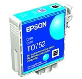 Image 1 of Epson T0752 C59 Ink Cartridge Cyan C13t075290 C13T075290