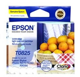 Image 1 of Epson T112592 R290/ R390/ Rx590/ Rx610/ Rx690 Light Cyan 31780 C13T112592