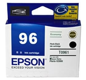 Image 1 of Epson T096190 Photo Black Ink Cartridge For Stylus Photo R2880 C13T096190