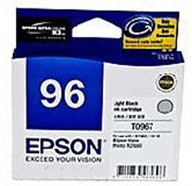 Image 1 of Epson T0967 Light Black Ink Cartridge - R2880 C13t096790 C13T096790