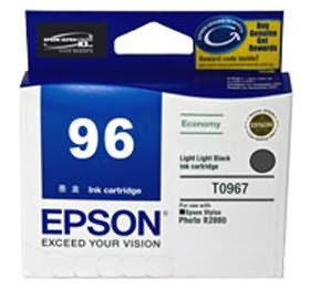 Image 1 of Epson T096990 Light Light Blk Ink Cartridge For Stylus Photo R2880 C13T096990