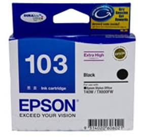 Image 1 of Epson T103192 Extra High Capacity Black Ink For T40w, Tx600fw C13T103192