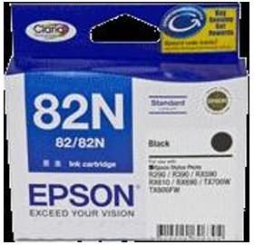 Image 1 of Epson Black Ink Cartridge Standard C13t112192 C13T112192