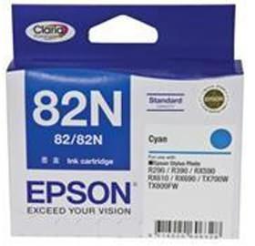 Image 1 of Epson Cyan Ink Cartridge Standard C13t112292 C13T112292