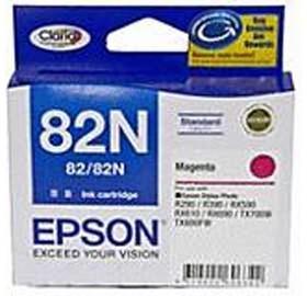 Image 1 of Epson Magenta Ink Cartridge Standard C13t112392 C13T112392