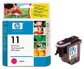 Image 1 of Hp No 11 Printhead Magenta C4812a C4812A