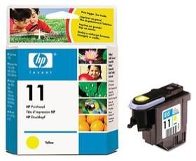 Image 1 of Hp No 11 Printhead Yellow C4813a C4813A