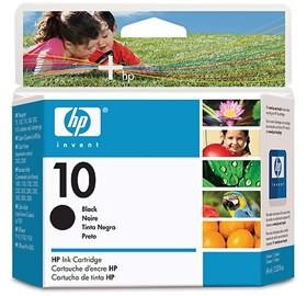 Image 1 of Hp C4844a Hp No.10 Large Black Ink Cartridge C4844A