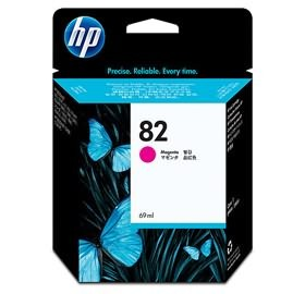 Image 1 of Hp 82 Ink Cartridge Magenta C4912a C4912A