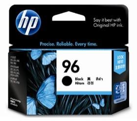 Image 1 of Hp C8767wa Hp No.96 High Volume Black Inkjet Cartridge C8767WA