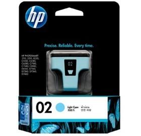 Image 1 of Hp C8774wa Hp 02 Ap Light Cyan Ink Cartridge C8774WA
