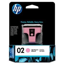 Image 1 of Hp 02 Ink Cartridge Light Magenta C8775wa C8775WA