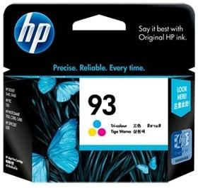 Image 1 of HP C9361WA HP 93 TRICOLOR AP INKJET CARTRIDGE C9361WA